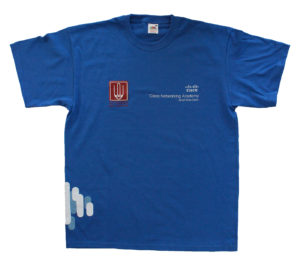 T-shirt Cisco Accademia del Levante