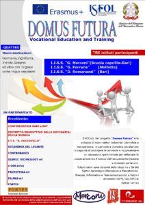 Erasmus+ Domus Futura