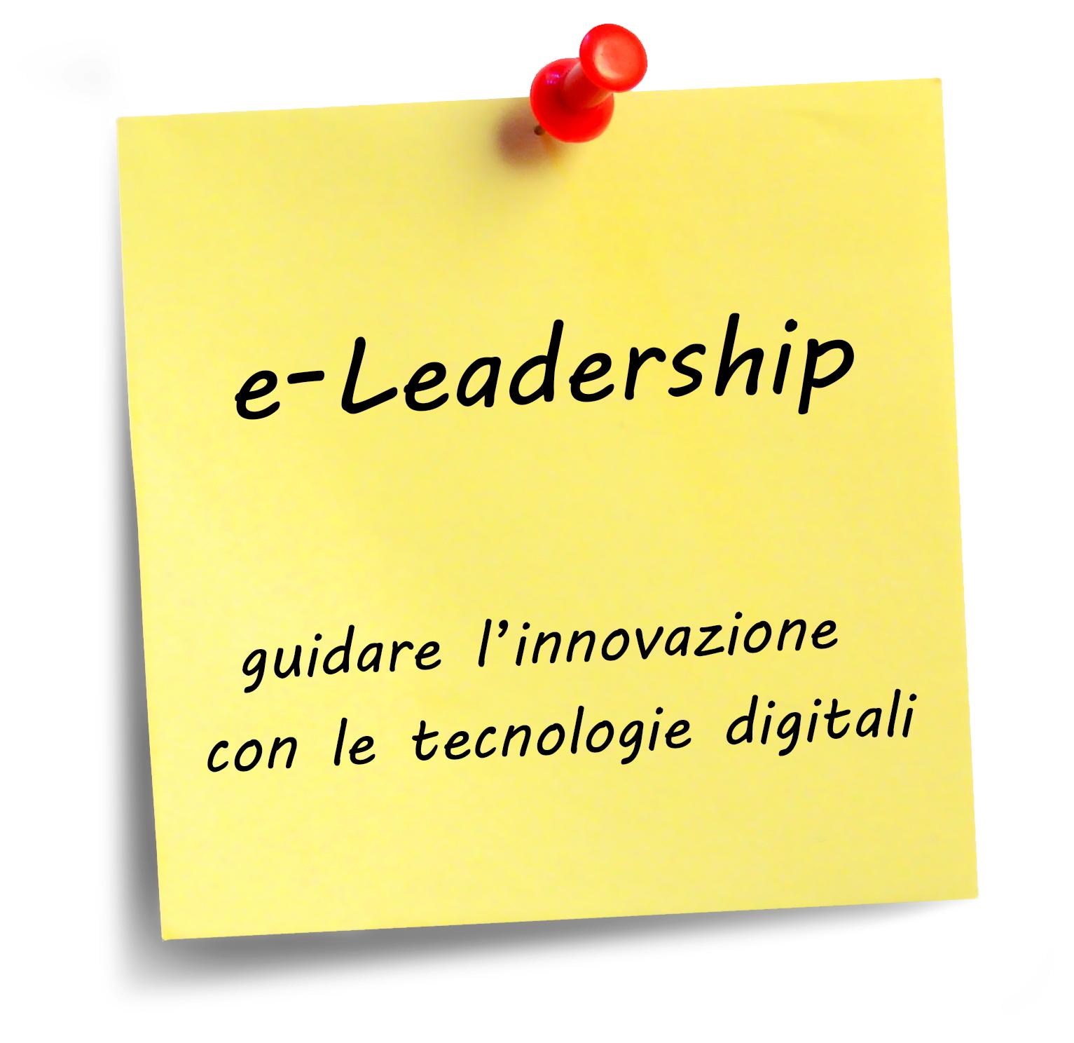 Seminario E-leadership