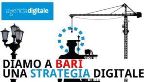 Logo Agenda Digitale Bari