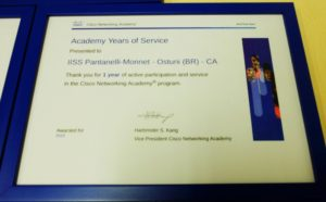 Cisco Academy Award 2016 - Pantanelli