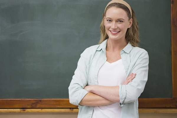 Sei un docente?