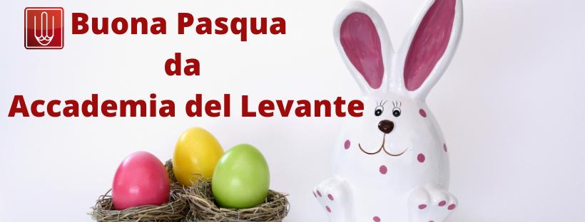 Buona Pasqua da Accademia del Levante