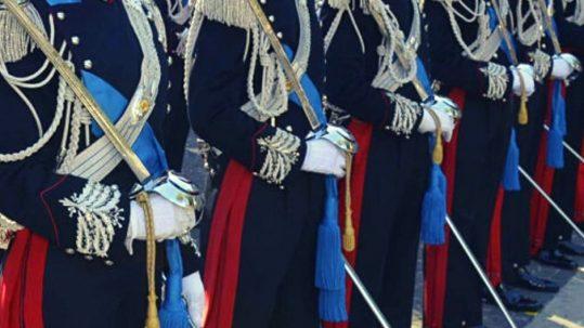 Bando di concorso allievi carabinieri